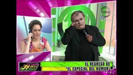 Frecuencia Latina sufre sanción por sketch en El Especial del Humor