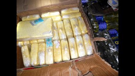 Panamá: Decomisan 415 kilos de cocaína en galletas que iban a Guatemala
