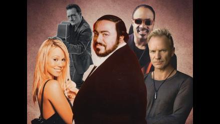 Efemérides del 06 de setiembre: nace el tenor italiano, Luciano Pavarotti