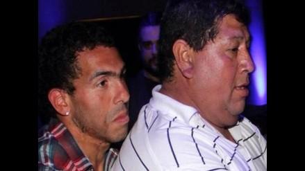 Carlos Tévez: Detienen a dos personas por secuestro de su padre