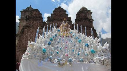 Chincheros: inician peregrinación al santuario de la Virgen de Cocharcas