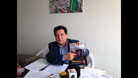 Trujillo: congresista José León vuelve a negar vínculos con narcos