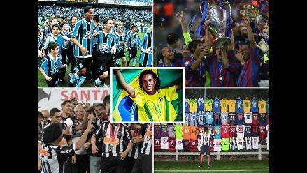 Ronaldinho Gaúcho: Diez datos que debes saber del nuevo ´10´ de Querétaro