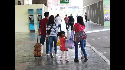 Huancayo: buses llegan con más de cinco horas de retraso tras nevada