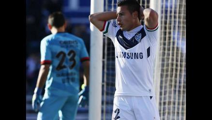 Vélez Sarsfield empató con Newell