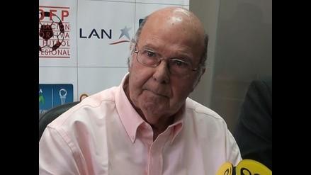 Alianza Lima rendirá homenaje a Luis de Souza Ferreira