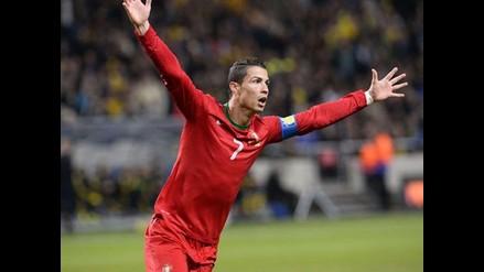 Cristiano Ronaldo envía un mensaje de apoyo a la selección portuguesa