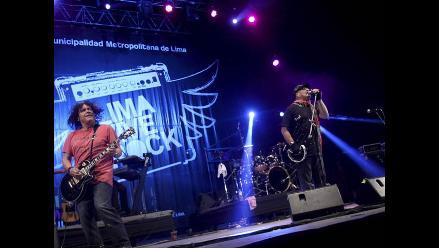 Lima Vive Rock 2014: Bandas peruanas se lucieron en el evento