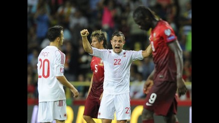 Sin Cristiano Ronaldo, un pobre Portugal cae ante la modesta Albania