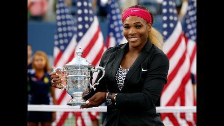 US Open: Serena Williams se corona por sexta vez y tercera consecutiva