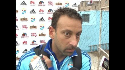 Sergio Blanco: Estos tres puntos sirven para alcanzar el objetivo