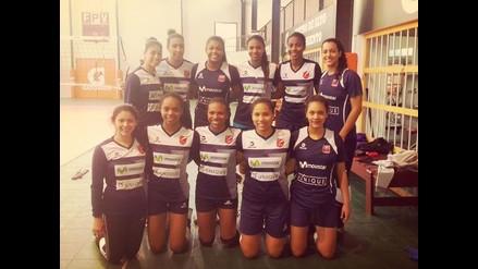 Selección de voleibol ganó 3-0 a Trinidad y Tobago en Copa Panamericana