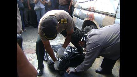 Áncash: atropello genera congestión en el Callejón de Huaylas
