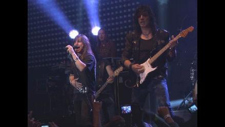 Rata Blanca celebró sus 25 años con gran concierto