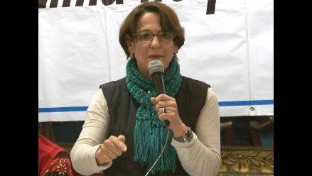 Susana Villarán: Mujeres tienen el derecho de transformar la sociedad