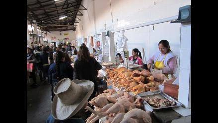 Cajamarca: comerciantes exigen la culminación de los almacenes de carne