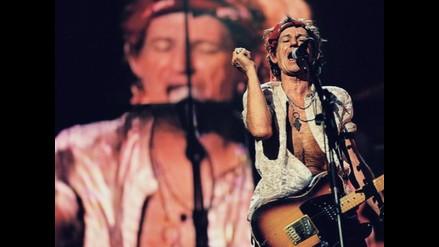 Keith Richards confirmó visita de los Rolling Stones al Perú en febrero