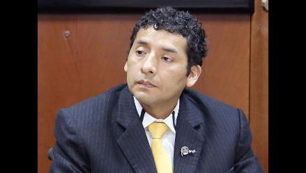 Reynaga dice tener nuevas pruebas de inocencia tras sanción en Ética