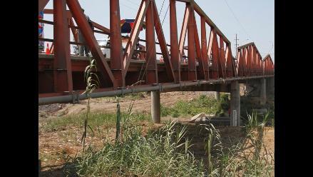 La Libertad: Colegio de Ingenieros informará a Provías sobre puente Virú
