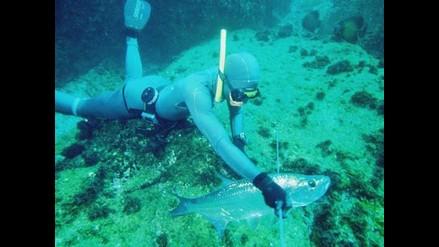 Conoce todo sobre la pesca submarina y el Mundial que será en Perú