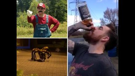 ¡Disfrútalos! Videogalería con los mejores videos de la semana
