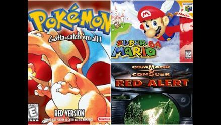 Nostalgia gamer: once juegos que cumplen 18 años este 2014