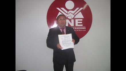 Chiclayo: formalizan pedido de exclusión contra candidato de APP