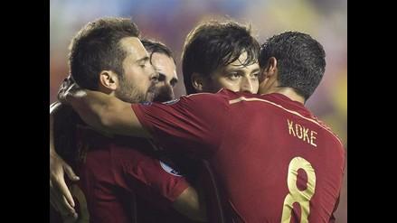 Euro 2016: España vuelve a su esencia y avasalla 5-1 a Macedonia