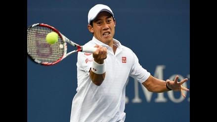 Kei Nishikori: Demostré mi potencial y que puedo ganarle a cualquiera