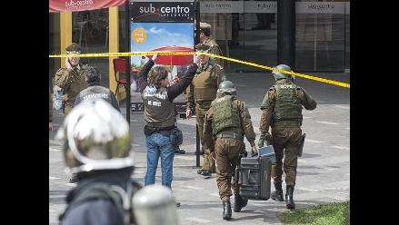 Chile dispondrá todos los recursos para atrapar a autores de atentado
