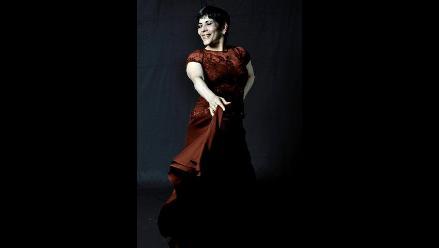 Cecilia Barraza en concierto de lujo