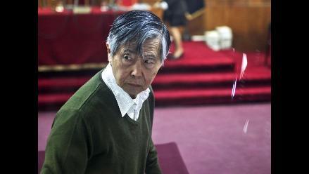 Corte Suprema confirma mandato de detención de Alberto Fujimori