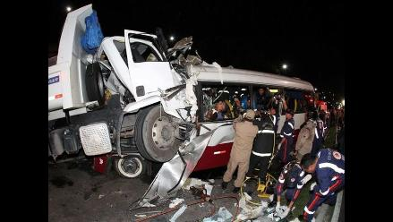 Haití: Al menos 23 muertos y 37 heridos en accidente de autobús