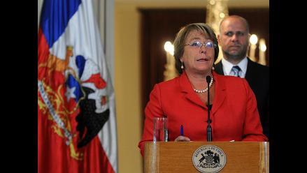 Confirman que madre de Bachelet estaba en la zona del atentado en Chile