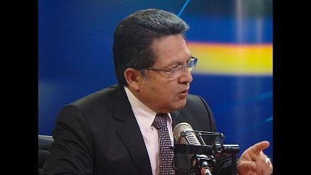 Ramos Heredia: Fiscalía está investigando caso de congresista José León