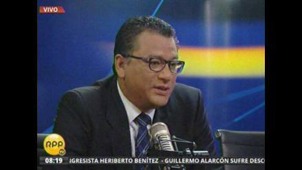 Ministro de Agricultura llega al Cusco para reunión con dirigentes