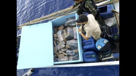 Once detenidos y 1,6 toneladas de droga incautadas en Ecuador