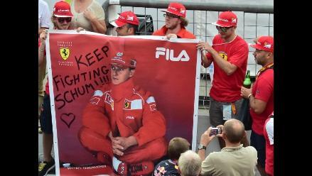 Michael Schumacher continuará rehabilitación en su casa tras dejar hospital