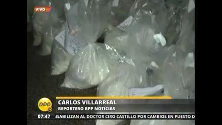 Incineran ocho toneladas de droga incautada