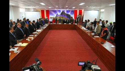 Cusco: ministro de Agricultura se reúne con dirigentes de La Convención