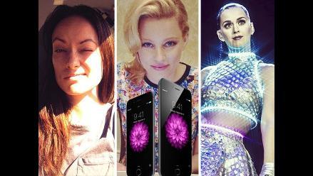iPhone 6: Reacciones de las celebridades tras su lanzamiento