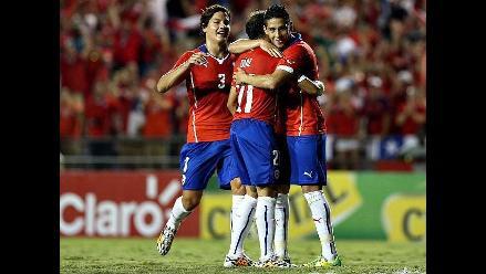 Chile tuvo problemas para vencer 1-0 a Haití en amistoso internacional