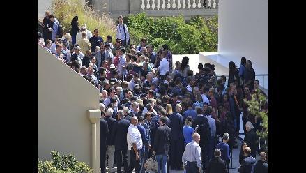 Hispanos protestaron en evento Apple por brecha salarial en Silicon Valley
