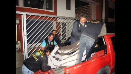 Chimbote: policía encuentra cadáver de anciano en descomposición