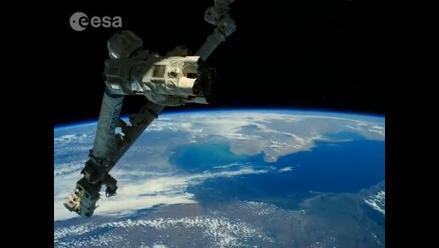 Difunden impactante video de la Tierra en ultra-alta definición