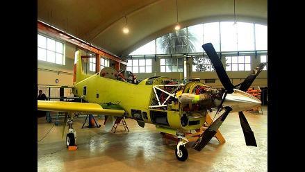 Llegan al Perú Aviones de instrucción KT-1P tras convenio con Corea