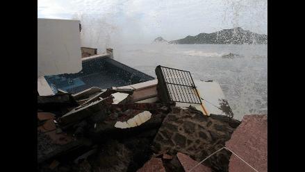 Se forma la tormenta tropical Odile frente a la costa mexicana