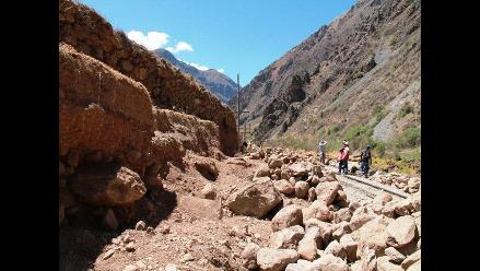 Cusco: dos andenes de factura inca fueron destruidos en Maskabamba
