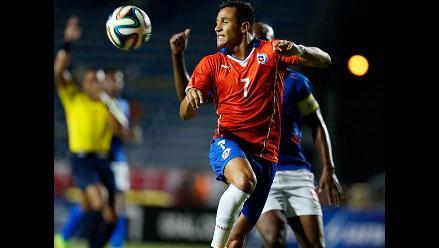 Chile jugó con camisetas réplica en su triunfo ante Haití