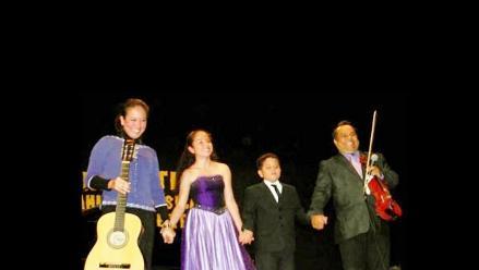 Familias trujillanas ofrecerán concierto musical gratuito
